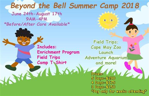 Beyond the Bell Summer Camp